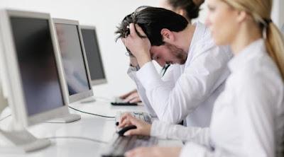 Dampak Stress Terhadap Kinerja Karyawan