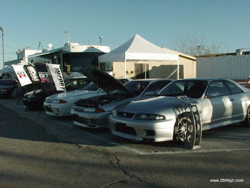 MotoRex R33, R32, R32, and R34 GT-R