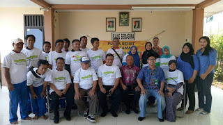 Cek Kesehatan Gratis kpd Warga Kel. Kebon Pala bersama GEMAHATI & SUSU HAJI SEHAT, 26 Mei 2017 Jakarta