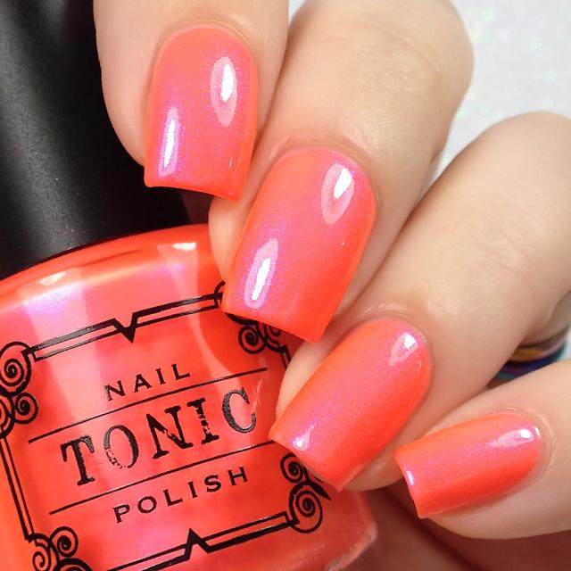 Tonic Polish-Passion Fruit