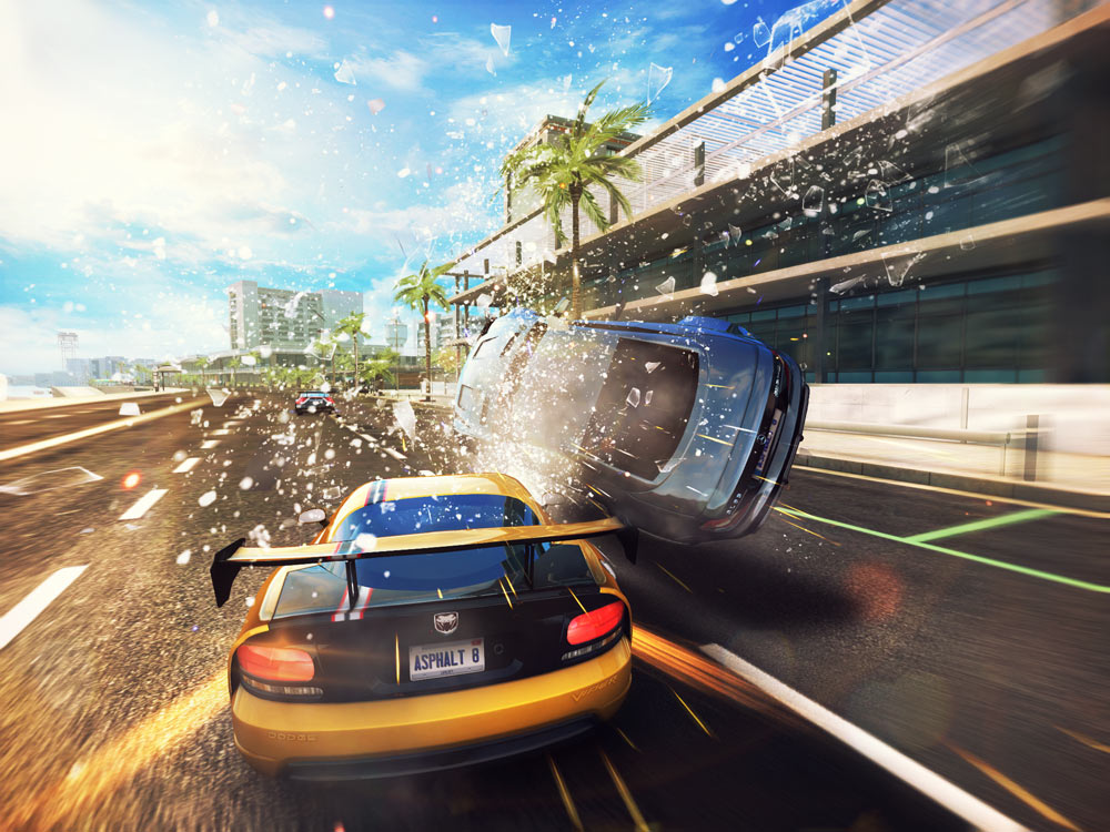 Asphalt 8 airborne full android game apk free download