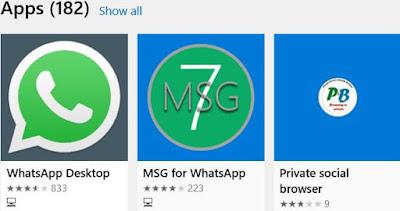 cara unduh whatsapp di laptop