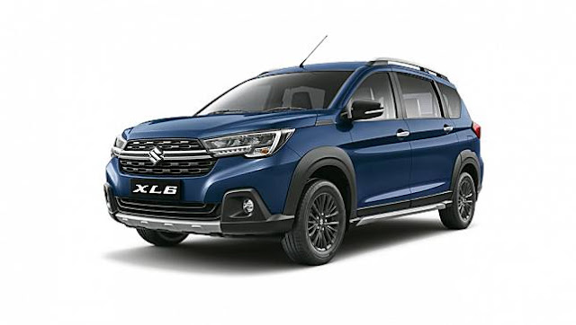 Suzuki XL7-2020-Terbaru