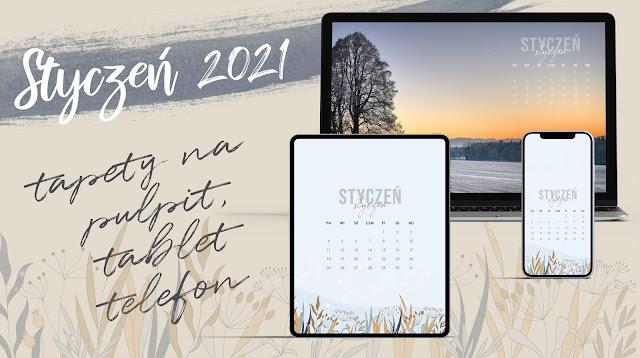Tapety na pulpit styczeń 2021