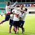 Bahia vence as duas partidas realizadas ontem