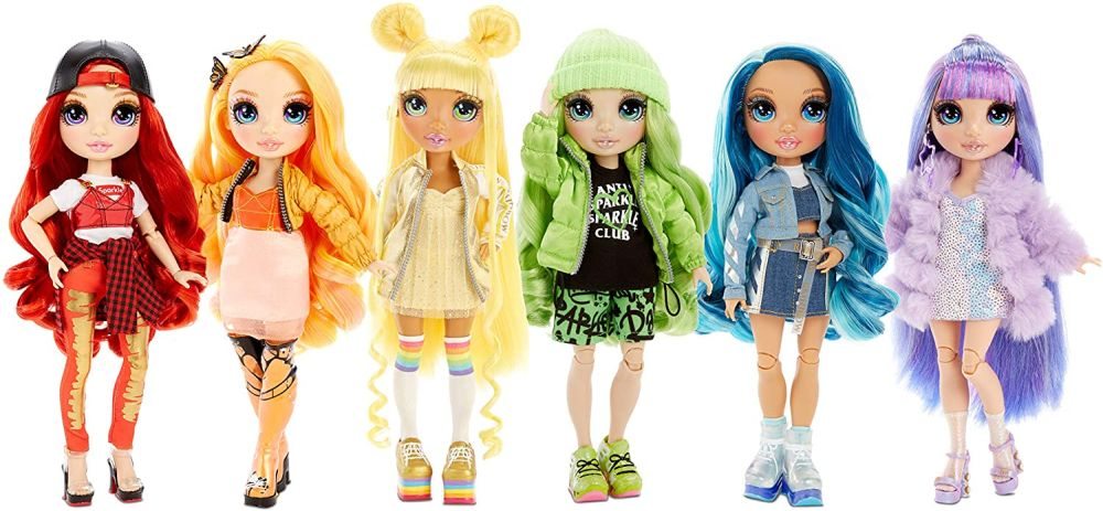 Rainbow High dolls