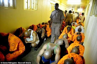 400 Nigerians Languishing in South African prisons - FG