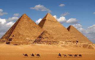 Mumias de Extraterrestres nas Piramides egipcias