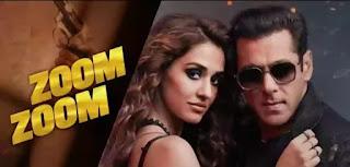 ZOOM ZOOM Lyrics - Radhe | Salman Khan