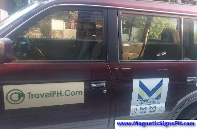 Logo Vehicle Magnets Philippines