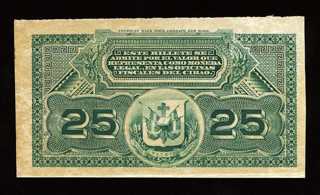 25 dominican centavos