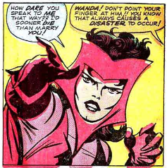 Scarlet Witch X-Men 4