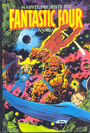 Fantastic Four Annual 1981