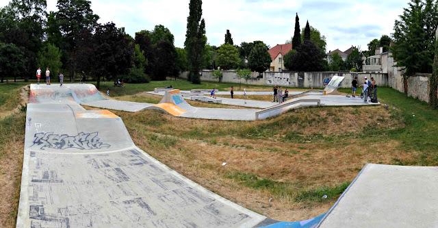 Skatepark Wissous