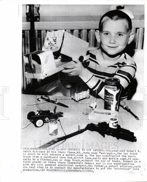 اختراعات للأطفال بالصور