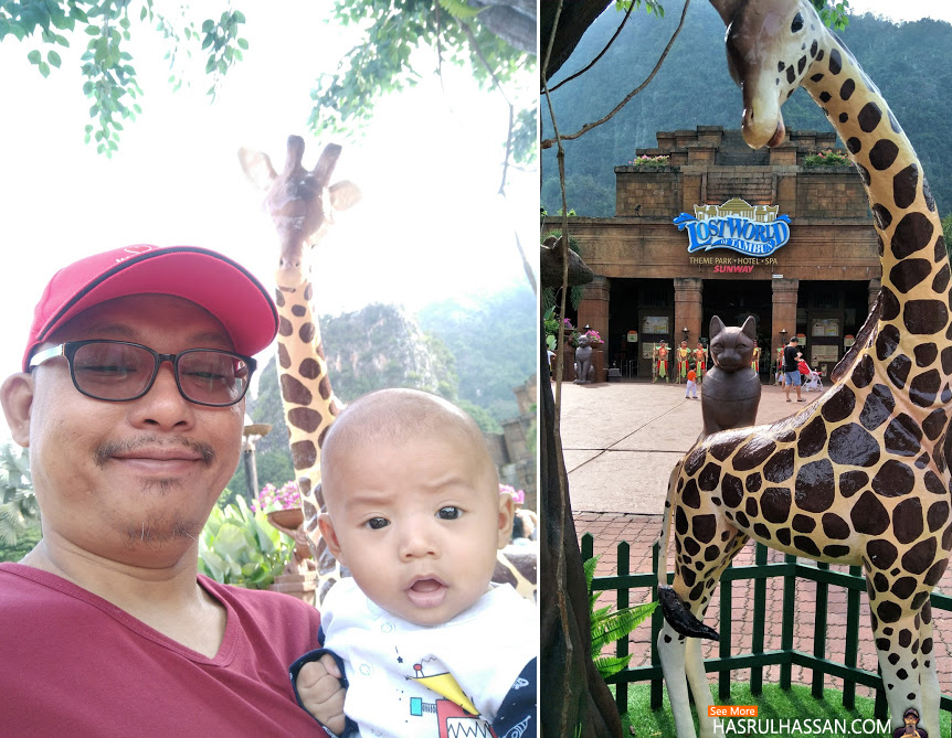 Lost World of Tambun, Ipoh Perak