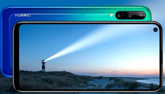 Huawei P40 Lite E launches in Europe as the cheapest P40 family member.