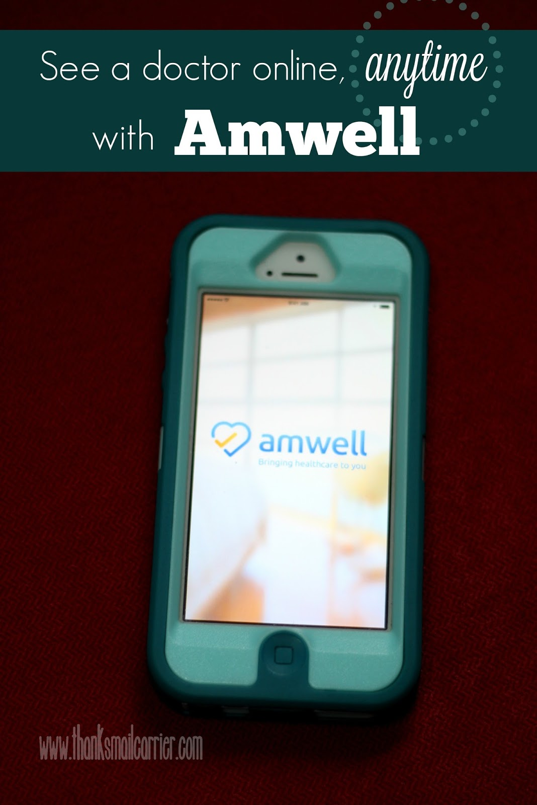 Amwell review