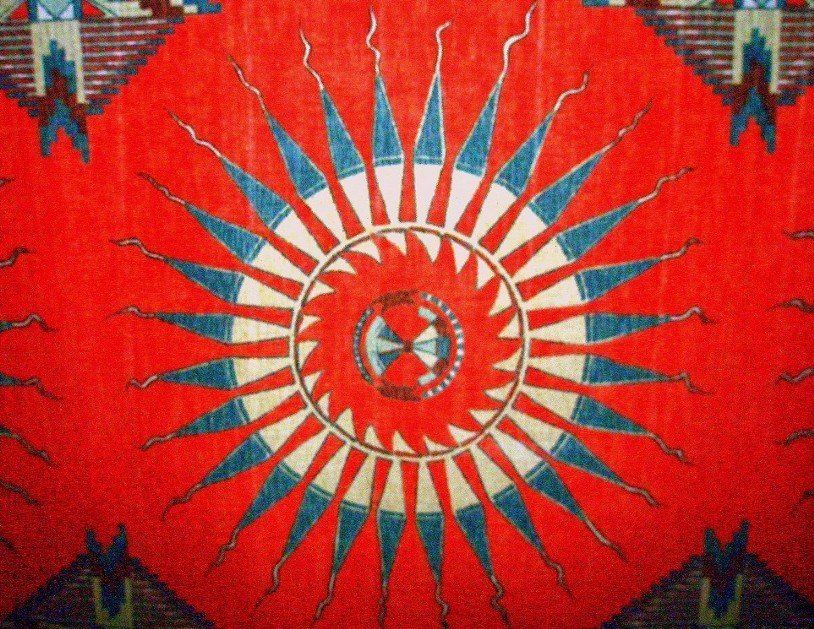winkle product native size by small pattern rug weaving american artist ruby navajo vanwinkle rugs storm van indian