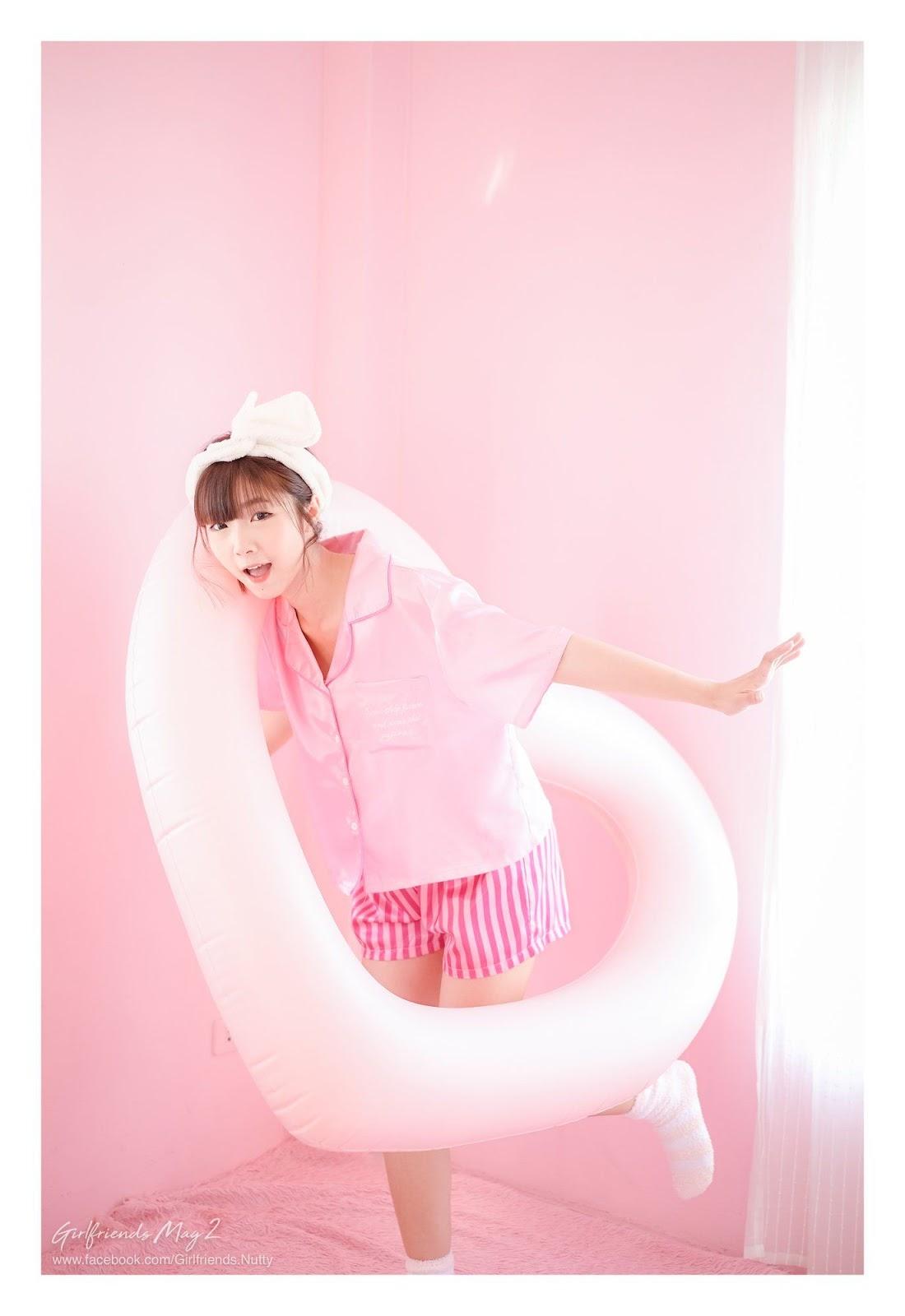 Image Thailand Model - Pakkhagee Arkornpattanakul - Pink Tone - TruePic.net - Picture-7