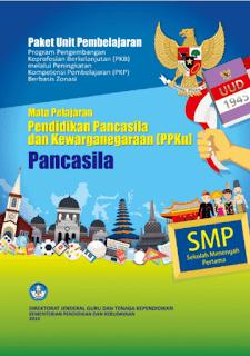 Kumpulan Materi PKP Guru SMP Tahun 2019