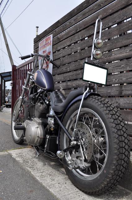 Harley Davidson Sportster By Berry Bads Hell Kustom