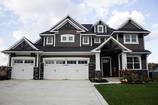 House On Tufton The Build Black Rundle Stone