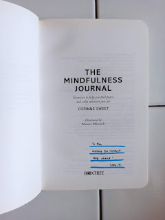 1 The Mindfulness Journal