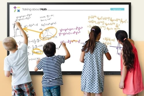 Samsung interactive whiteboard 85 inch