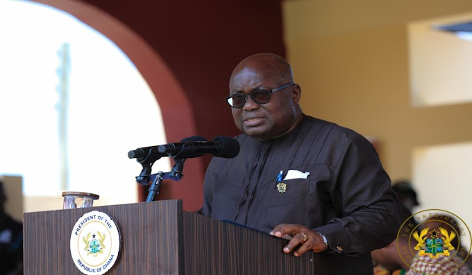 """""""Free SHS Has Come To Stay"""" – President Akufo-Addo"""