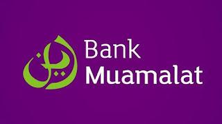 Lowongan Kerja Bank Muamalat Tingkat SMA SMK Februari 2020