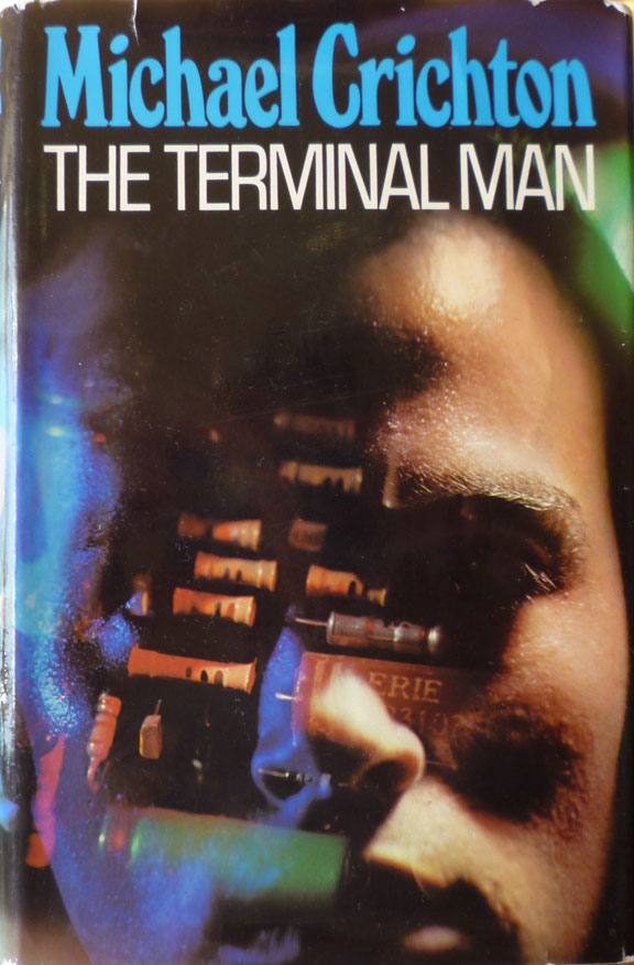 a literary analysis of the terminal man by crichton The second, the terminal man, is about a psychomotor epileptic sufferer, harry benson, who in regularly suffering seizures followed by blackouts crichton's has used the literary technique known as the false document eaters of the dead is a recreation of the old english epic beowulf presented.