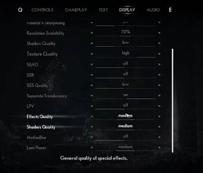 Best Settings, Run Smoothly, Lags, FPS Drops, The Medium, PC Games, Low-End PC, High-End PC