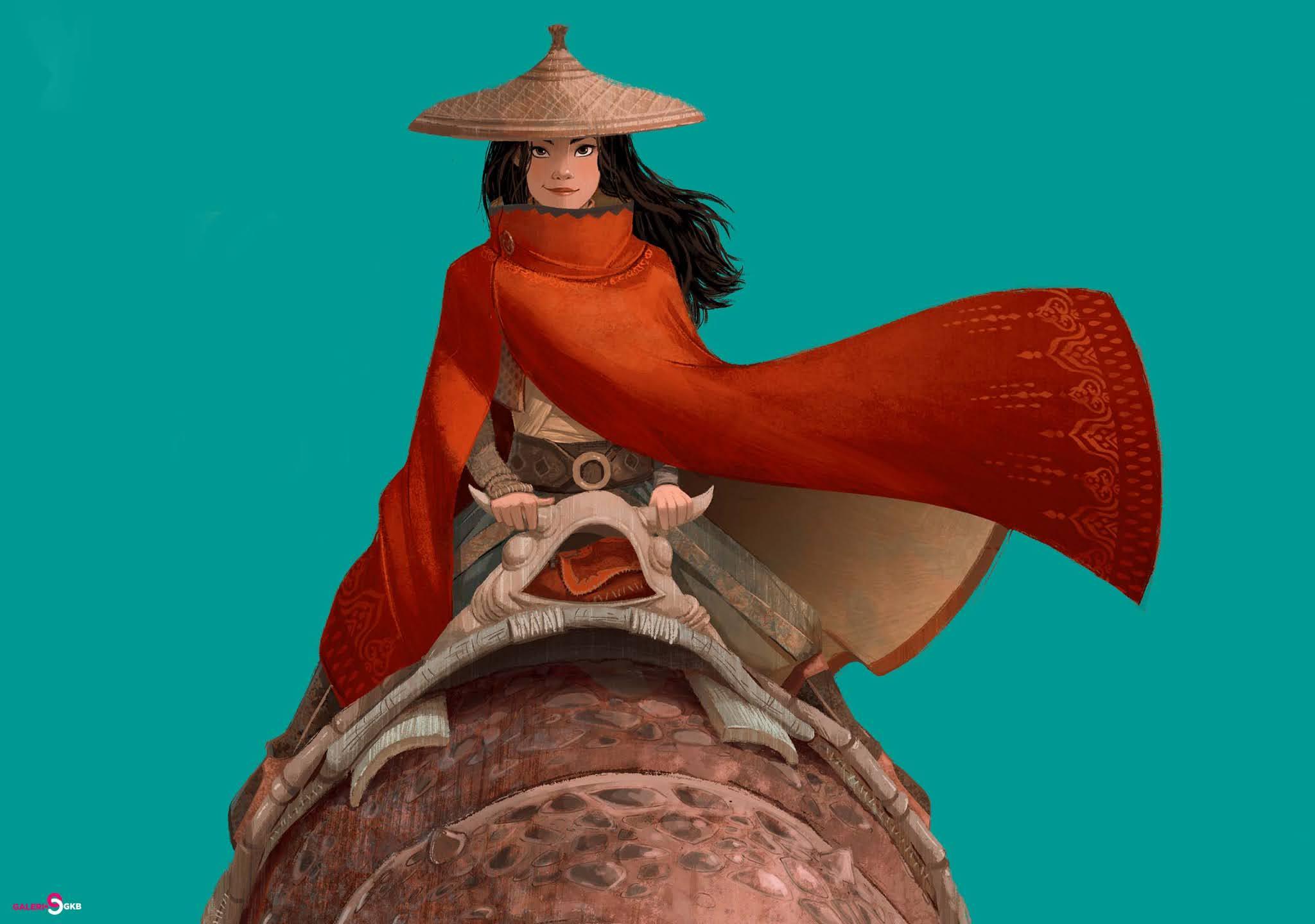 17 Amazing Raya And The Last Dragon Ultra HD Wallpaper For PC Desktop