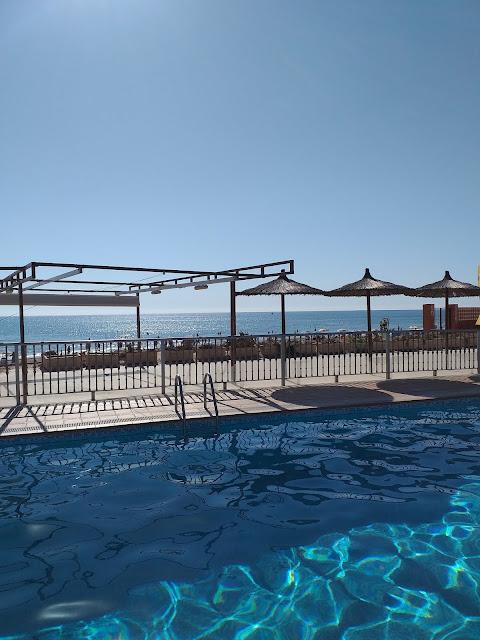 La Mirada Pool La Zenia Spain