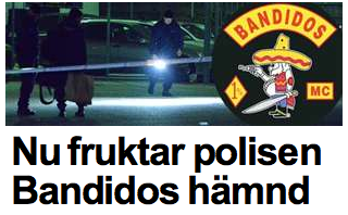 bandidos malmö skjuten