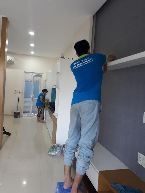 Dịch vụ tổng vệ sinh nhà đón tết quận 2 uy tín và chuyên nghiệp