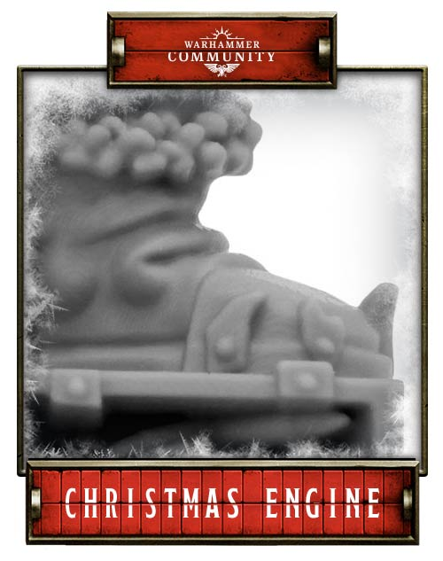 Christmas Engine