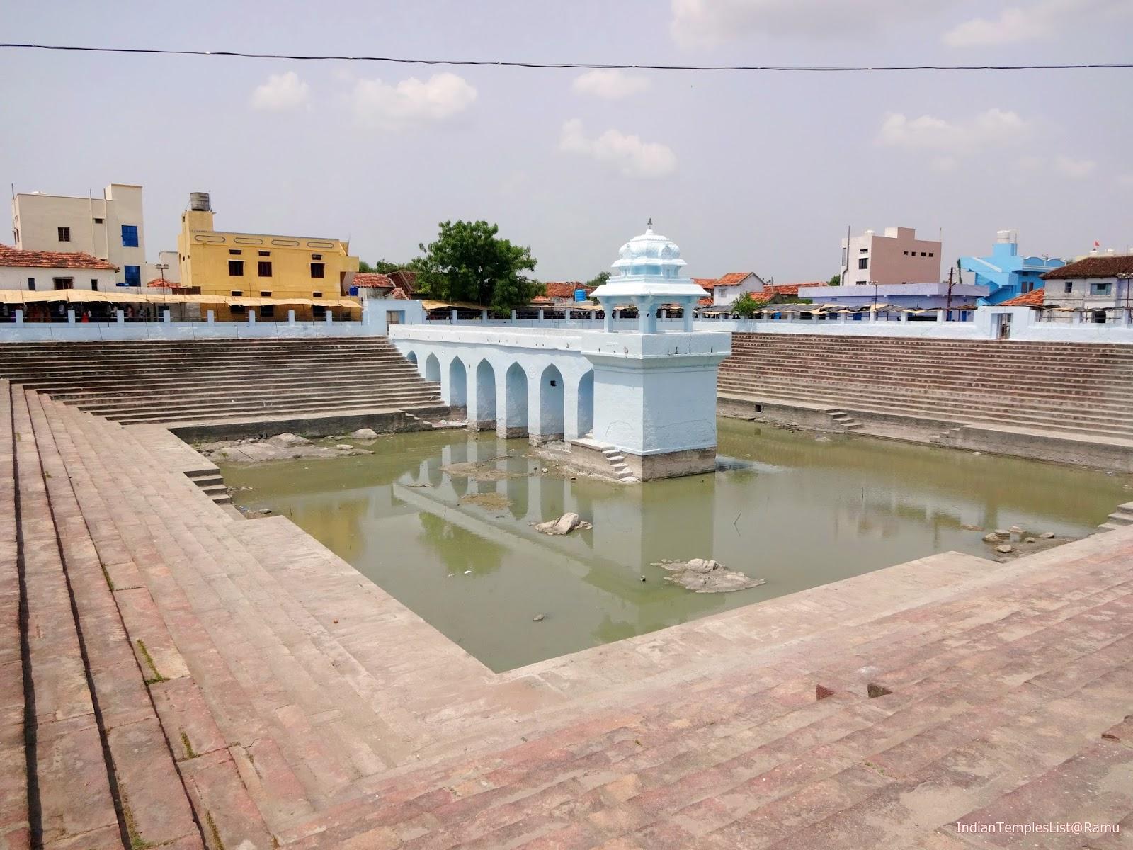Koneru at Dharmapuri Temple