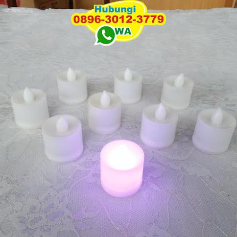 souvenir lilin solo 53805
