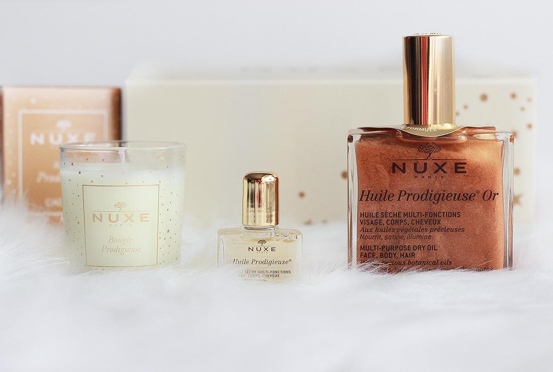 NUXE | Třpytivý Multifunkční Suchý Olej & Svíčka