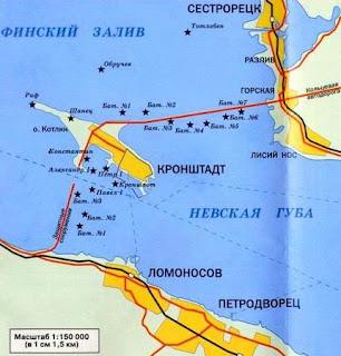 Как МТС тянул «оптику» по дну Финского залива?