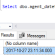 SQL Tips: Exploring Agent_Datetime Function