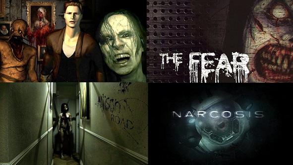 Korku Oyunları 18 Yaş Üstü