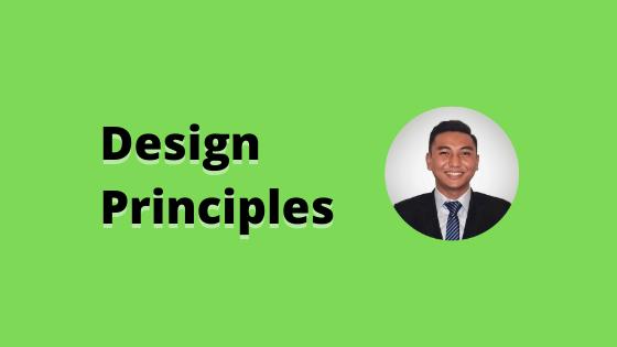 Design Principles - Vijay Thapa
