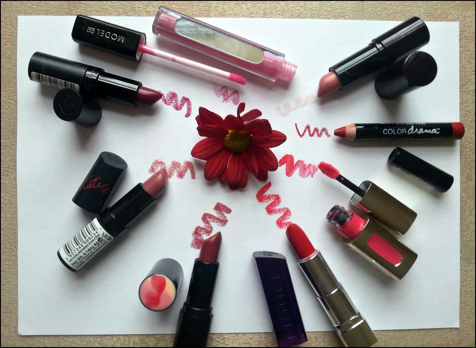 The lip product addict tag picture