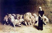 The Lions Den - clipart.christiansunite.com