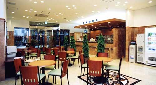 Toyoko Inn Matsue Ekimae, Matsue, Shimane Prefecture.