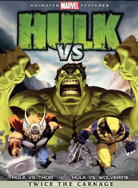 Hulk vs. Thor & Hulk vs. Wolverine