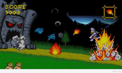 Ghosts'n Demons – Ghosts'n Goblins Remastered 2